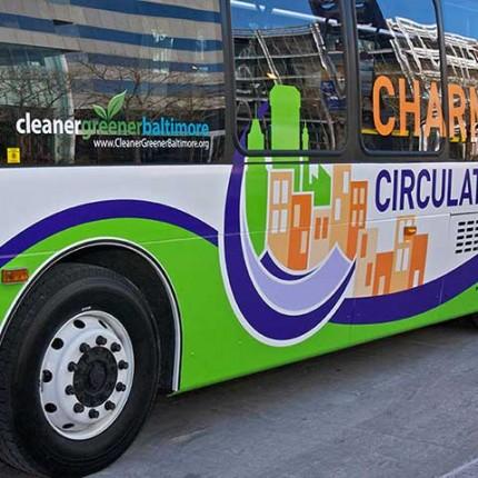 Charm City Bus