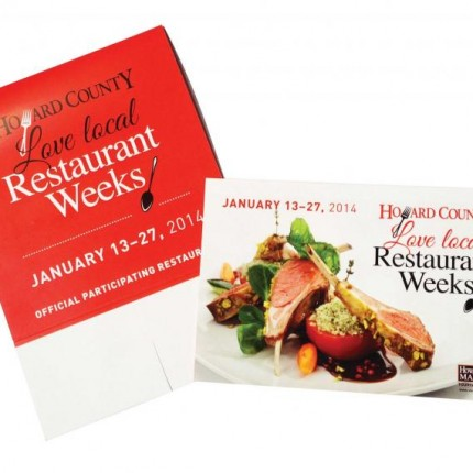 Howard County Restaurant Week