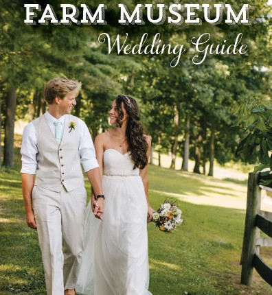Carroll Co Farm Museum Wedding Guide 16