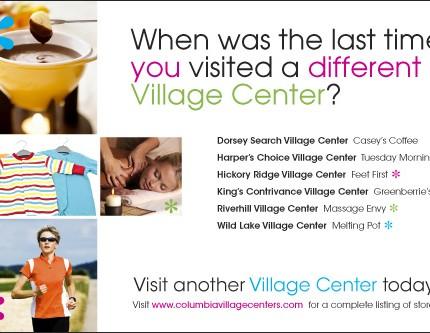 Columbia Village Centers