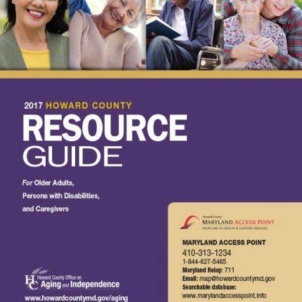 Howard County Resource Guide 17