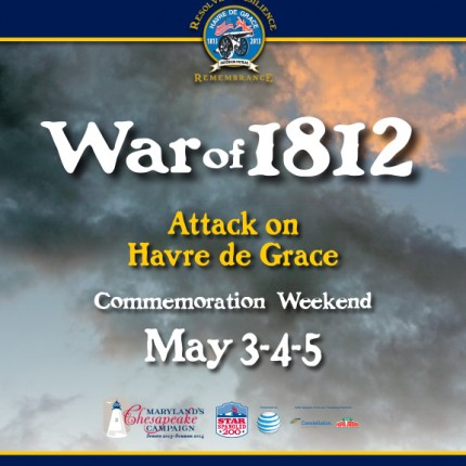 Havre de Grace War of 1812 (2013)