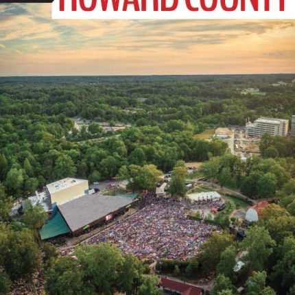 Visit Howard County Guide 17