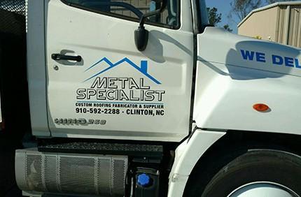 Metal Specialist logo