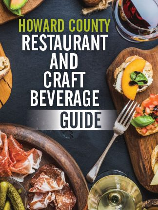 Howard Co Restaurant and Craft Beverage Guide 2018