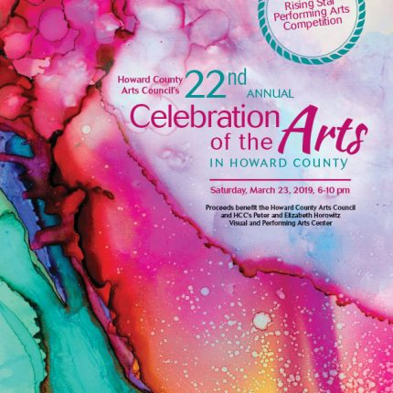 Celebration of the Arts program 2019