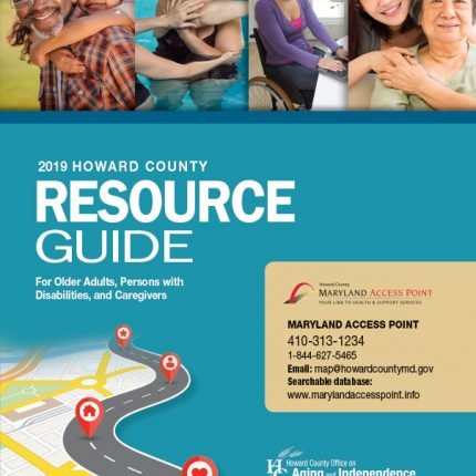 Howard Co Resource Guide 2019