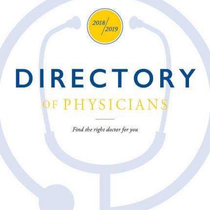 HCGH Directory 2018-19