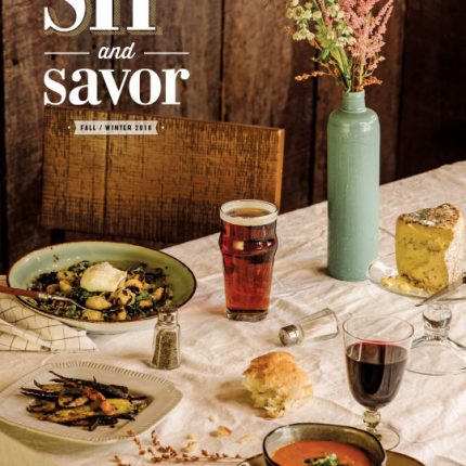 Maryland Sip and Savor – Fall/Winter 2018