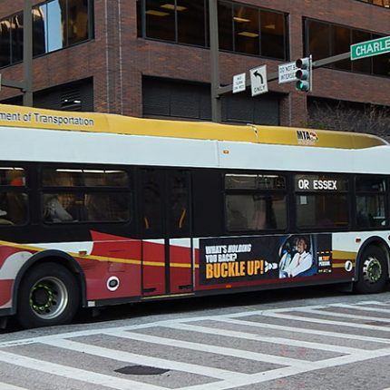 Baltimore City bus