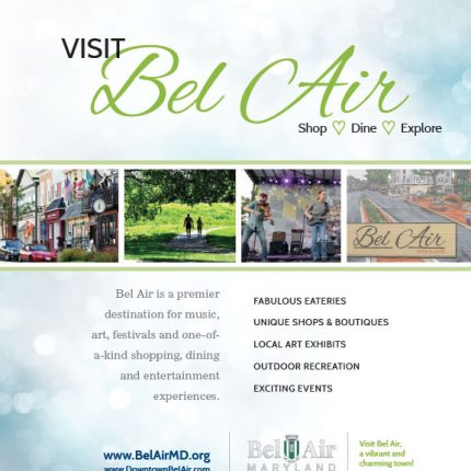Downtown Bel Air ad