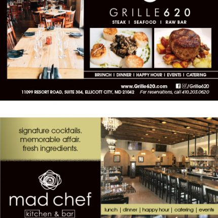 Grille 620 and Mod Chef ad