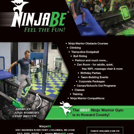 NinjaBE ad