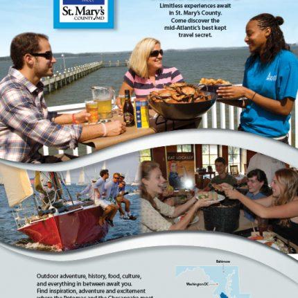 Visit St Marys ad